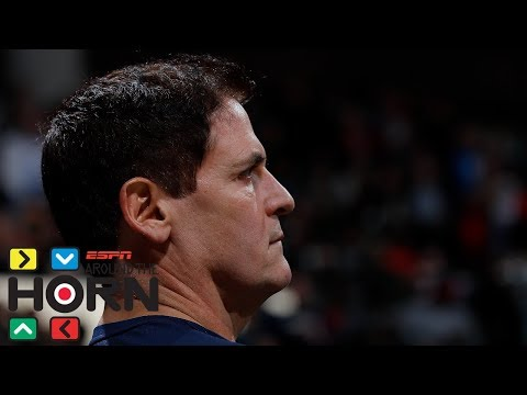 'It's hard to imagine Mark Cuban not knowing' about Mavericks allegations | Around the Horn | ESPN