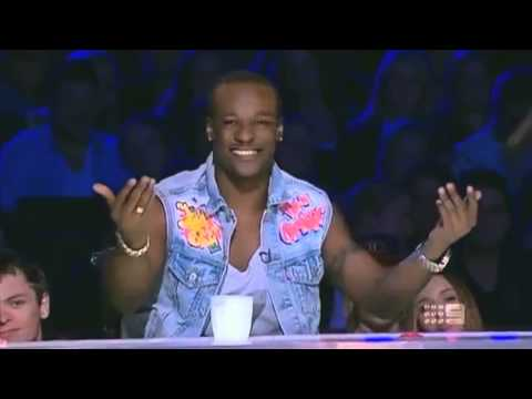 Tommy Franklin Australia's Got Talent (Worlds Best Freestyle Dancer)
