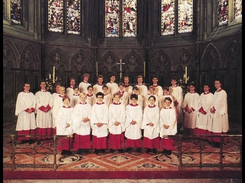 BBC Choral Evensong: St John's College Cambridge 1991 (George Guest)