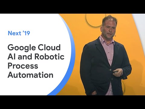 Building Smarter Software Robots with Robotic Process