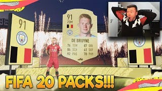 FIFA 20: XXL PACK OPENING HIGHLIGHTS 😍😍 ULTIMATE TEAM GAMEPLAY