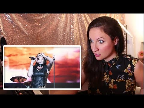 Vocal Coach REACTS to NIGHTWISH - Ghost Love Score (OFFICIAL LIVE)