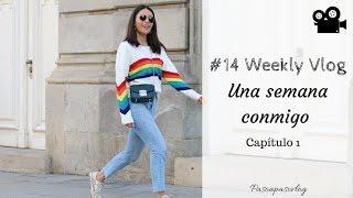 #14 VLOG | UNA SEMANA CONMIGO CAP. 1 | PASO A PASO