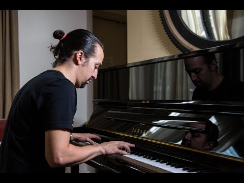 Playwright, Composer, and Performer Lin-Manuel Miranda, 2015 MacArthur Fellow