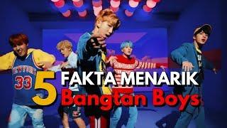 Mengkritik Lewat Lagu, Fakta Keren Boyband BTS