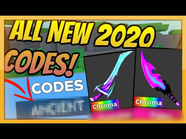Someone Hacked My Godly Knives In Roblox Murder Mystery 2 Youtube Free Godly Knife All Murder Mystery 2 Codes 2020 Roblox Youtube
