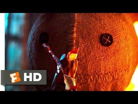 Trick 'r Treat (2007) - The Pumpkin-Headed Kid Scene (7/9) | Movieclips
