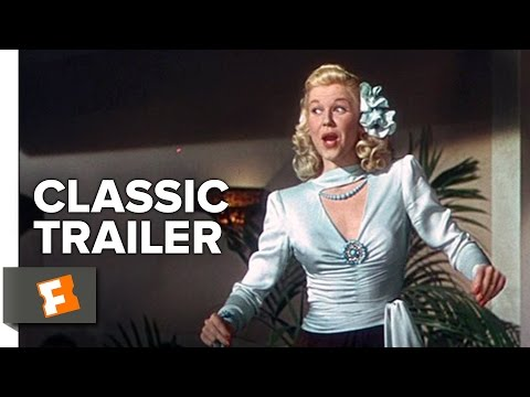Romance On The High Seas (1948) Official Trailer - Jack Carson, Janis Paige Movie HD