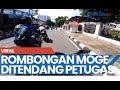 Viral Rombongan Moge Ditendang Petugas saat Lewat Ring 1 Istana Negara, Paspampres: Dia Waspada
