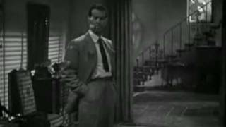 Double Indemnity: Superbly Crafted Scene From Billy Wilder's Film Noir Classic