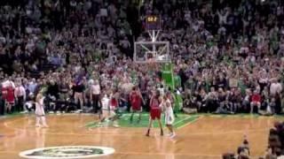 Boston Celtics Top Ten Plays of the 2009 Season