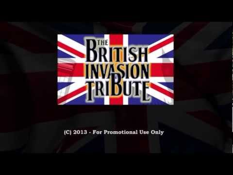 The British Invasion Tribute Band - Promotional Video