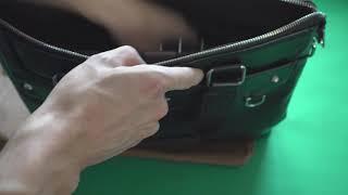 1.Краткий обзор, мужская сумка VORMOR на алиэкспресс