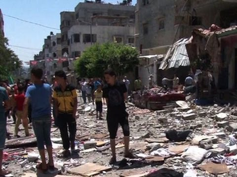 Israel continues Gaza airstrikes, death toll rises