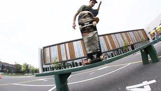 Ethernal Skate Films / Skateboarding Demo Video Recap X  Festival of Carignan City (2015)