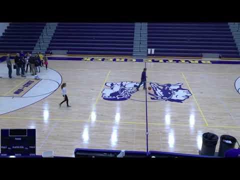 Battle Creek HS vs. Ponca High School Varsity Mens' Basketball