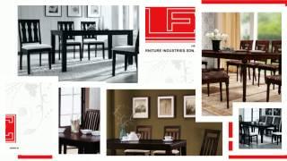 LF Furniture Manufacturer Furniture Dining Furniture Dining Set
