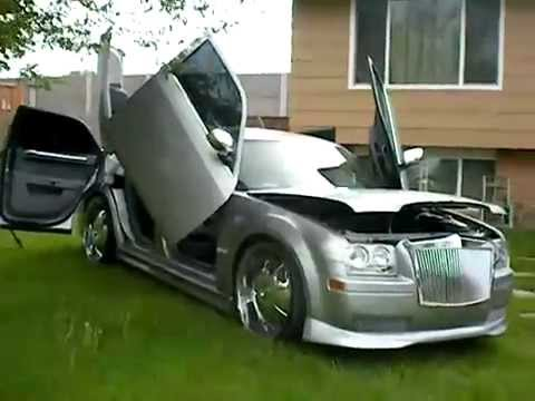Suicide Doors & Lambo Doors Modified Cars - YouTube