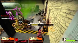 Left 4 Dead 2 - Gameplay - Questionable Ethics: Alpha Test - Part 5