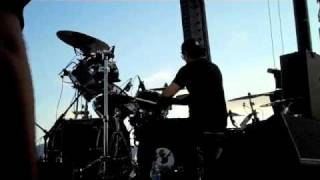 Dave Lombardo Slayer World Painted Blood Live Big 4