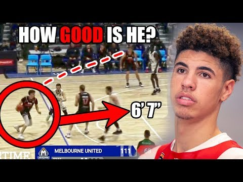 How GOOD Is LaMelo Ball Actually? (Ft. NBA Potential, Shots, \u0026 More Deep Shots)