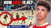 How GOOD Is LaMelo Ball Actually? (Ft. NBA Potential, Shots, & More Deep Shots)