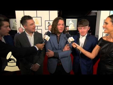"Arctic Monkeys On Their ""Wild"" Year | GRAMMYs"