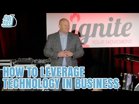 144 How to Leverage Technology In Business with Scott Robley