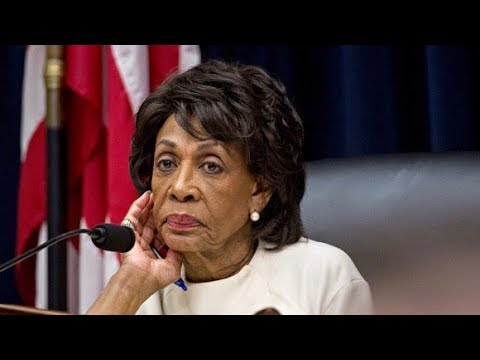 maxine-waters-slams-banking-ceos-on-capitol-hill