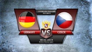 Германия - Чехия. W