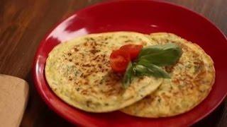 Сметанные лепёшки с сыром и зеленью. Рецепты счастья: новая история