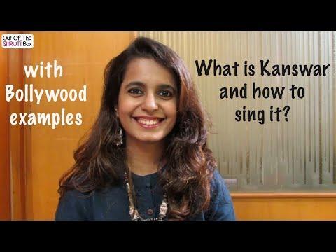 Kanswar - with Bollywood examples | Hindi (available with English subtitles)