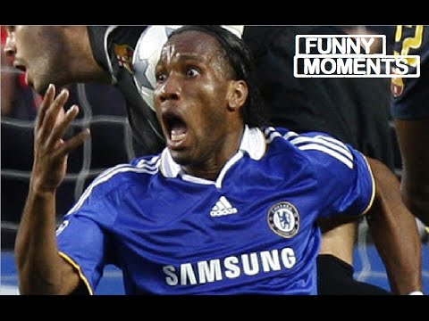 Didier Drogba | Funny Moments | HD