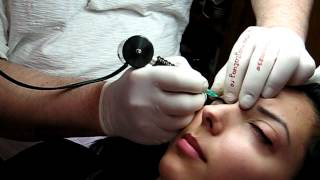 www.machiajtatuaj.ro make-up permanent la ochi in bucuresti 0745001236 zdm.avi