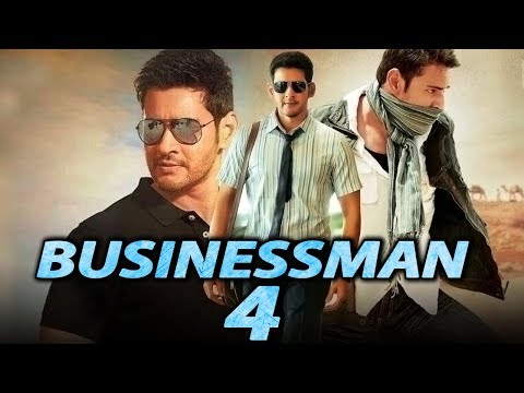 Businessman 4 (2019) Telugu Hindi Dubbed Full Movie | Mahesh Babu, Aarthi Agarwal