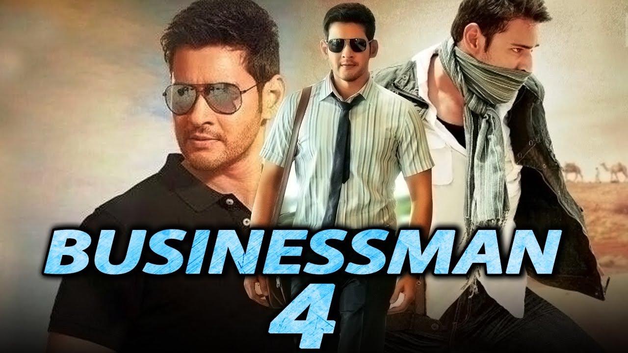 Download Businessman 4 (2019) Telugu Hindi Dubbed Full Movie | Mahesh Babu, Aarthi Agarwal