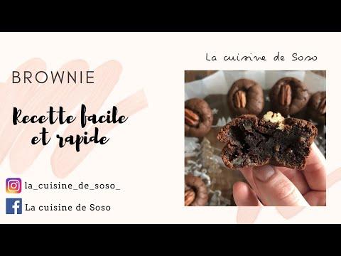 goûter-du-jour!!!-mon-délicieux-brownie-!!!-recette-rapide-et-facile!!!