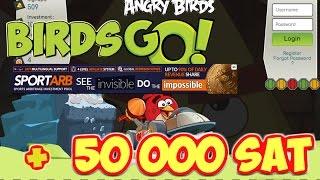 BirdsGO Faucet (Bitcoin Game) + 50 000