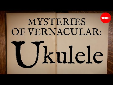 Video image: Mysteries of vernacular: Ukulele - Jessica Oreck and Rachael Teel