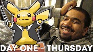 Pokémon Symphonic Evolutions - Day One [Thursday]