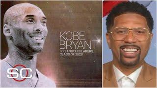 Jalen Rose reflects on Kobe Bryant's Hall of Fame induction ceremony | SportsCenter