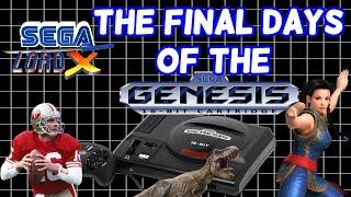 The Final Days oḟ the Sega Genesis