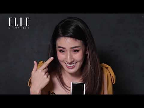 What's in Kimberly Wang's beauty bag? | ELLE Singapore