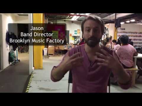 Brooklyn Music Factory - Jam Band Openings for kids ages 7-8