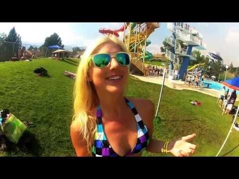 Summer Jam by Jake Owen Music Video @ Lava Hot Springs