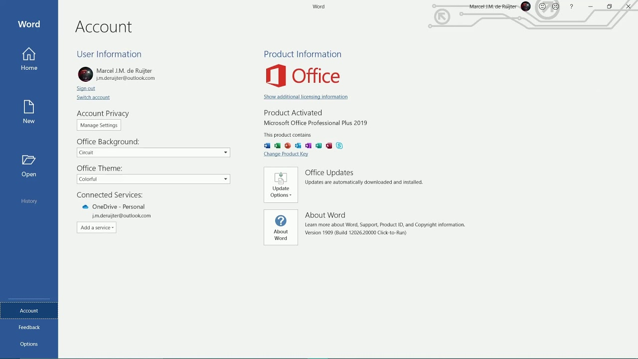 Activator Windows 10 and Office 365 2019