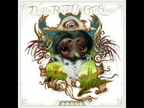D.R.U.G.S - The Only Thing You Talk About[Destroy Rebuild Until God Shows] Craig Owens New Band