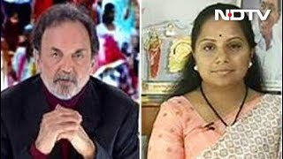 Assembly Election Results 2018 - KCR's Hardwork Paid Off In Telangana, Says His Daughter K Kavitha