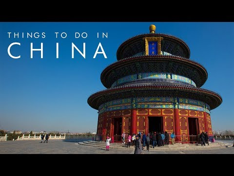 Things To Do In CHINA | UNILAD Adventure