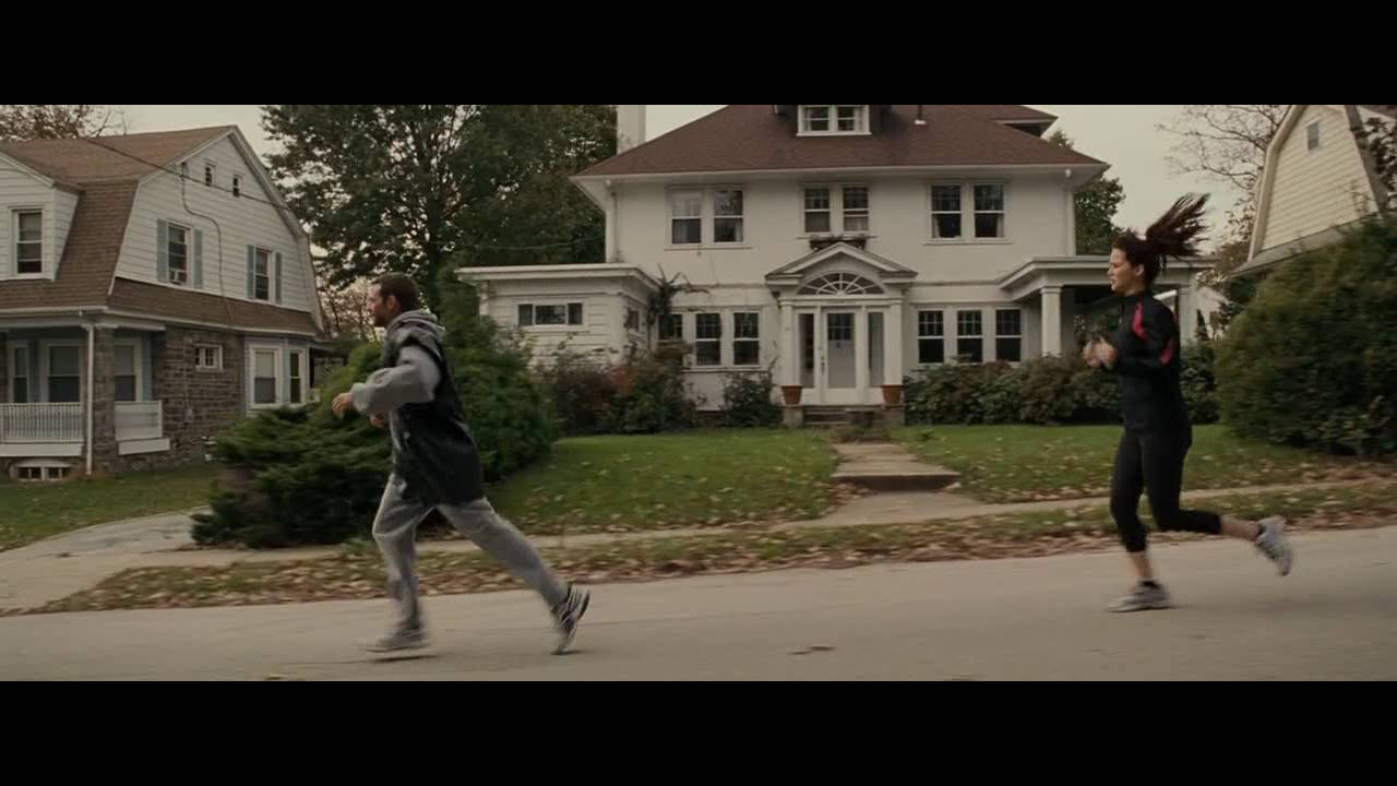 Silver Linings Playbook - Running scene - YouTube